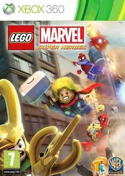 Descargar LEGO Marvel Super Heroes [MULTI][Region Free][XDG3][iMARS] por Torrent